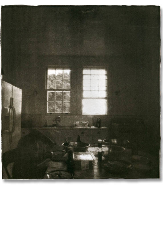 Slipping - Photogravure Photography by Gwen Arkin